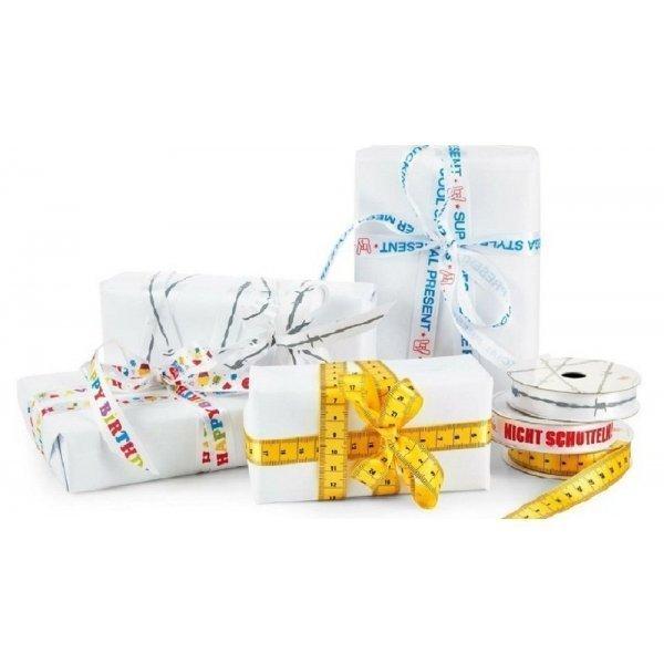 Cinta de regalo alambre de espino 5m - Cinta para regalo ...