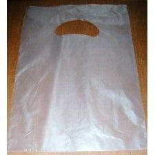 Bolsa asa troquelada hielo 20x30 c/100 uds.