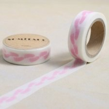 washi tape Foot P. 15 mm x 10 m AGOTADO TEMPORALMENTE