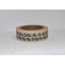 Washi tape Pip. 15 mm x 10 m. AGOTADO TEMPORALMENTE