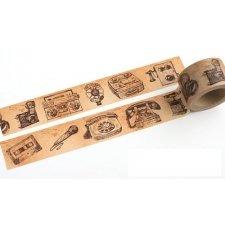 washi tape PHONE. 30 mm x 10 M. AGOTADO TEMPORALMENTE