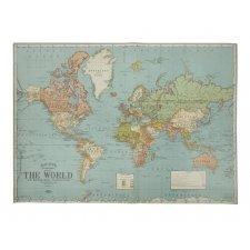2 Hojas de papel regalo. Mapa 4