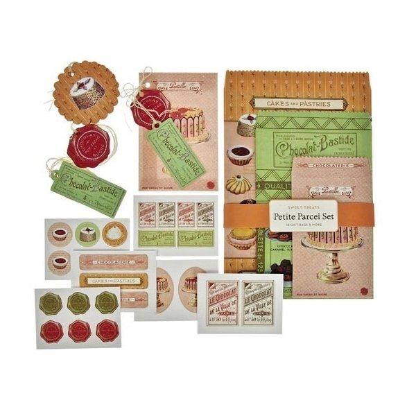 Set para empaquetado de regalo french - Empaquetado de regalos ...