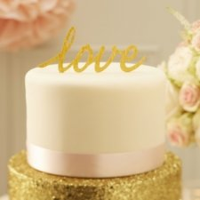 Topper tarta, Love