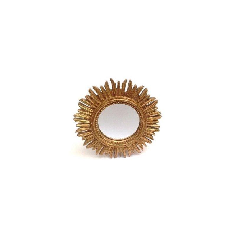 espejo sol dorado peque o pueden utilizarse como