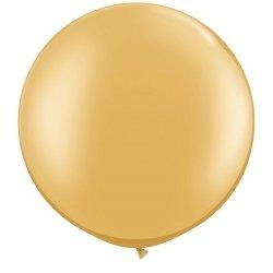 Globo gigante dorado. Aprox 1 m