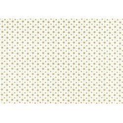 40 Hojas de papel de seda, Estrellas doradas