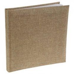Libro-album de firmas, fotos y scrapbook. Yute