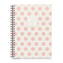 Cuaderno A4 Minimal rosa