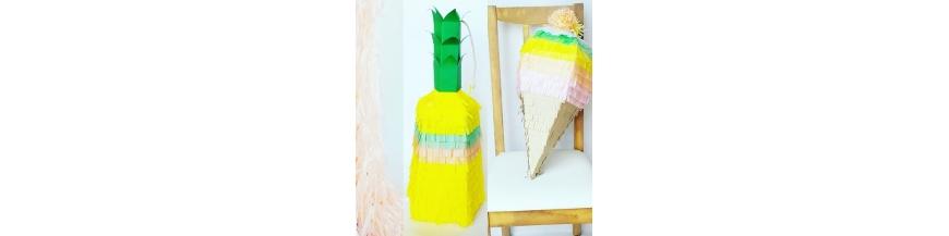 Piñatas y juguetitos