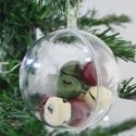 Bola-plastico-transparente-Navidad-comuniones