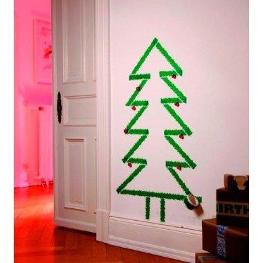 Precinto árbol de navidad