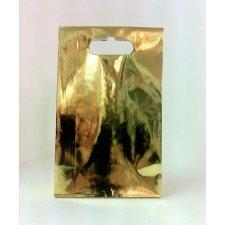 Bolsa sas france oro para regalos 13x26x7 C/10 uds