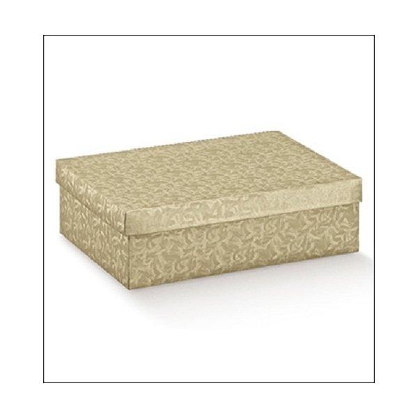 Caja de regalo champagne 9.5x6.5x4cms. C/25 uds