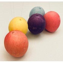 Caja de 5 huevos de pascua 6x8 cms