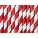 Pajitas-papel-rayas-espiral-rojas-comprar-gramajeshop-valencia