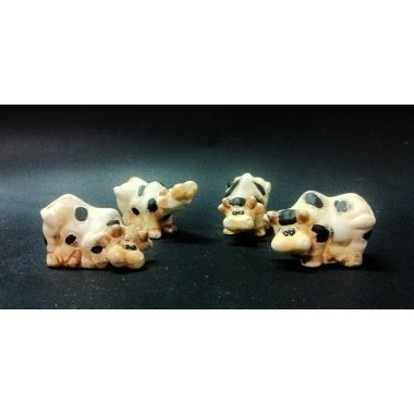 Pack de 12 vacas, modelos surtidos