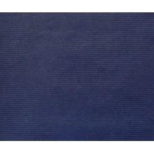 Bobina de papel de regalo, kraft azul marino