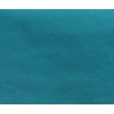 Bobina de papel de regalo, kraft azul petroleo