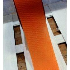 Rollo de cinta de regalo, tnt naranja 50mm x 50m