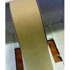Rollo de cinta de regalo, tnt natural 50mm x 50m