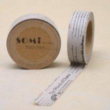 washi tape The wheels. 15 mm x 10 m