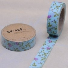 washi tape, Lili 2, 15 mm x 10 m AGOTADO TEMPORALMENTE