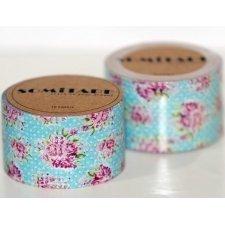 washi tape, Gran Lili 1, 3 cms x 10 m. AGOTADO TEMPORALMENTE