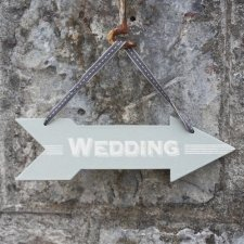 Flecha Wedding, gris