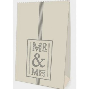 Bolsa de papel, Mr and Mrs.