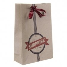 Bolsa de papel kraft, Surprise