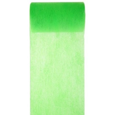 Cinta de fiselina, flúor verde 10 cms x 10 m