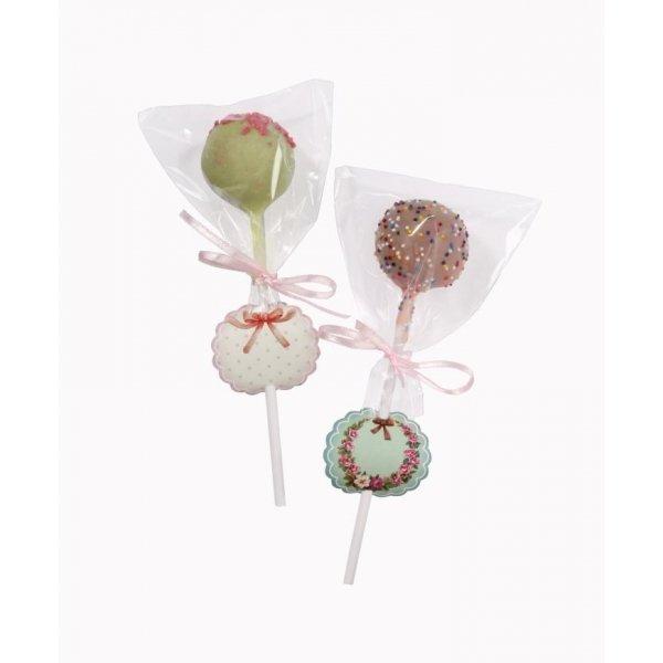 12 Kits para presentar cake pops.