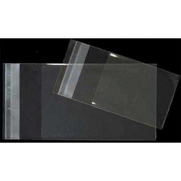100 bolsas celof n transparentes cierre adhesivo 10x15 cms - Bolsas de plastico con cierre ...