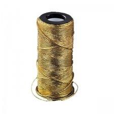 Cordón oro 2 mm x 100 m