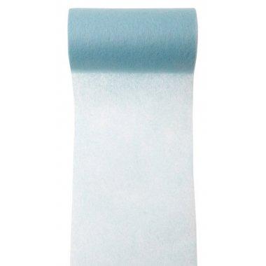 Cinta de regalo, azul bb 10 cms x 10 m