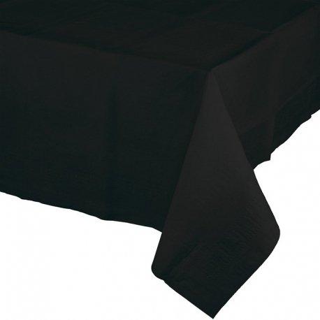 Mantel de papel negro 1.37x2.74 m
