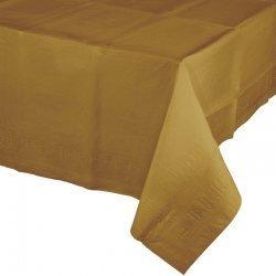 Mantel de papel oro 1.37x2.74 m.