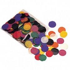 Confeti círculos de colores. 60 grs.