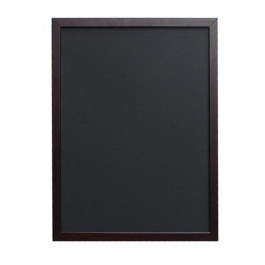 Pizarra de madera 45x60 cms.