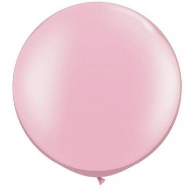 Globo gigante rosa. Aprox 1 m