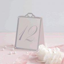 12 Números indicadores para mesas.