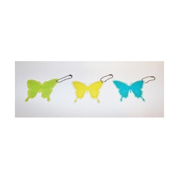 12 LLaveros mariposa