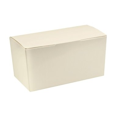 25 Cajas de regalo, color marfil