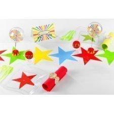 Camino de mesa, estrellas-circo