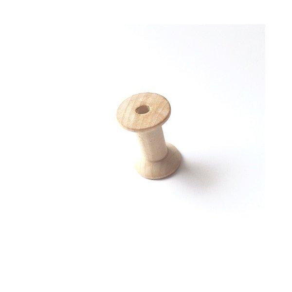 3 Carretes de madera 30x45 mm