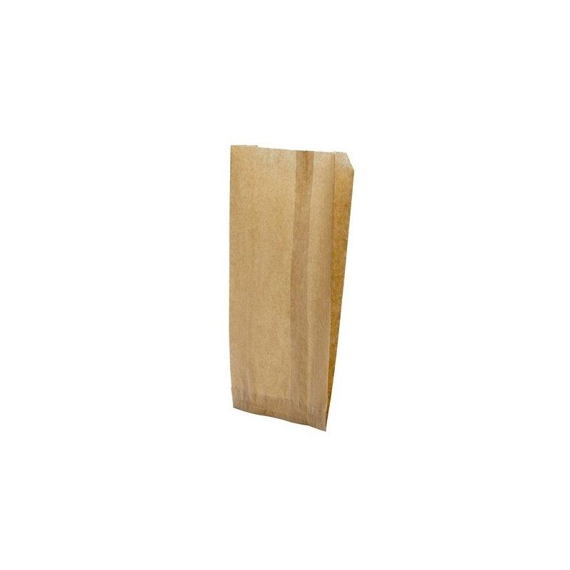 100 Sobres de papel kraft natural 11x20+5