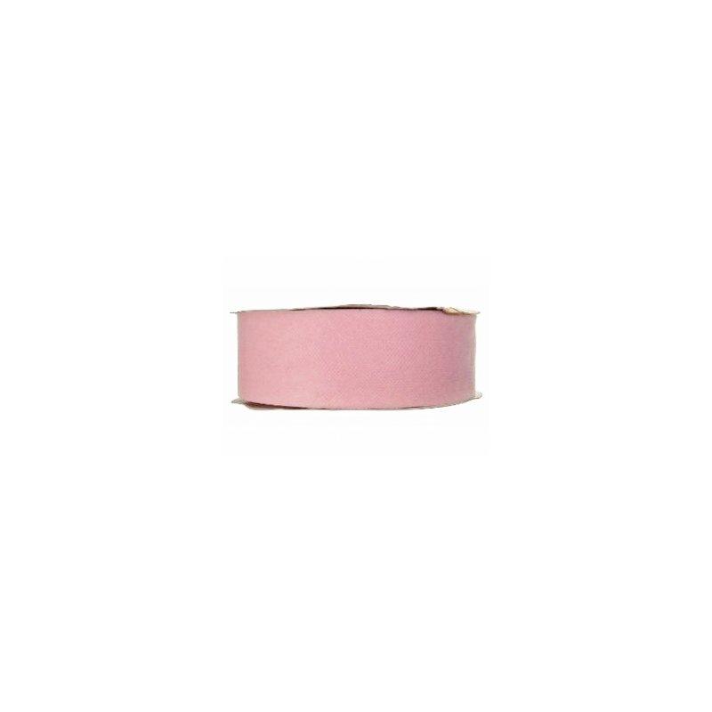 Rollo de cinta de regalo, tnt rosa 50mm x 50m Agotado temporalmente