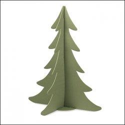 Árbol-abeto de Navidad, verde. 95 cms