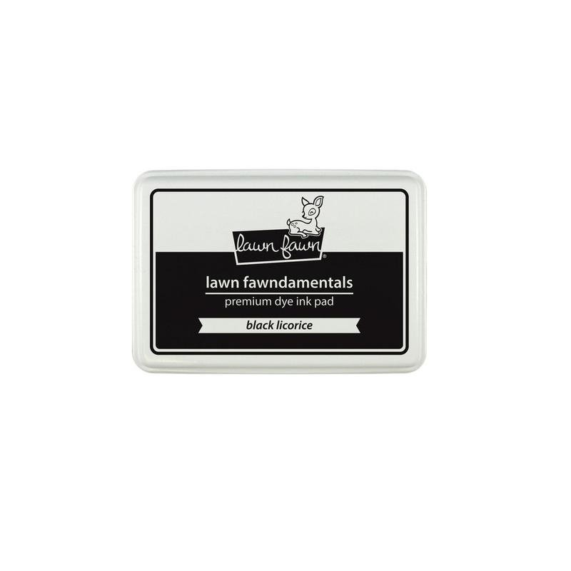 Tinta color Black-licorice